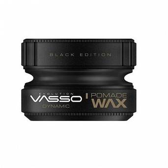 VASSO BLACK EDITION POMADA DYNAMIC 150 ML