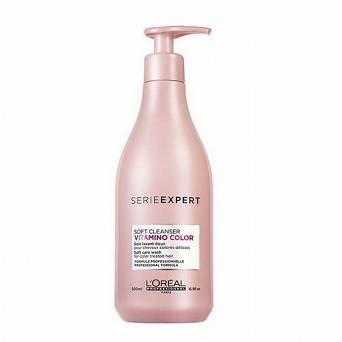 LOREAL VITAMINO COLOR SOFT CLEANSER SZAMPON 500ML