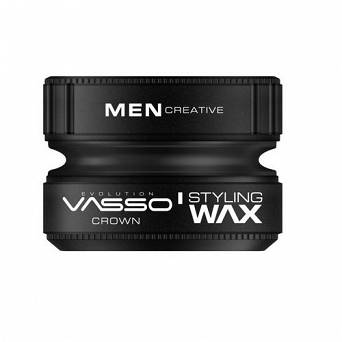 VASSO HAIR STYLING WAX CROWN WOSK DO WŁOSÓW 150 ML