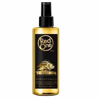 REDONE BARBER COLOGNE WODA W SPRAYU GOLD 400 ML