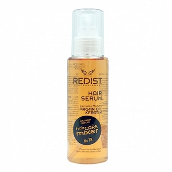 REDIST HAIR SERUM ARGAN OIL KERATIN 125 ML