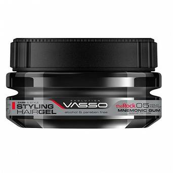 VASSO STYLING ŻEL DO WŁOSÓW THE ROCK 250 ML