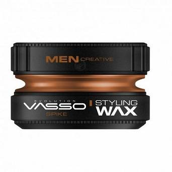 VASSO HAIR STYLING WAX PRO CLAY SPIKE 150 ML
