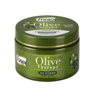 FONEX OLIVE THERAPY MASKA DO WŁOSÓW 300 ML