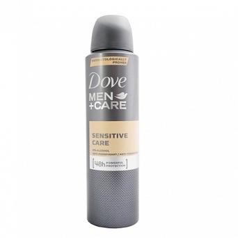 DOVE MEN CARE ANTYPERSPIRANT W SPRAYU 150ML
