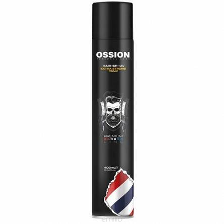 MORFOSE OSSION BARBER LAKIER EXTRA STRONG 400 ml